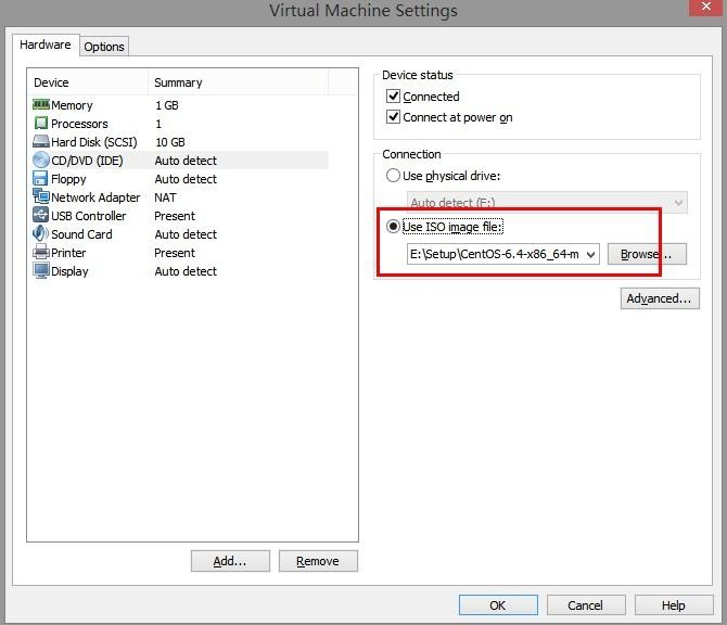 VMware-CentOS-3
